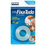 Fita Espuma Dupla Face - 12 mm x 1,5 m - Tekbond - 21151012102 - Unitário