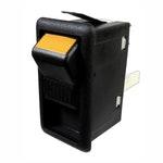 Tecla Universal 2 Posicoes Amarela - Chave Comutadora 4 Terminais - DNI - DNI 2187 - Unitário