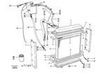 Filtro Refrigerador - Volvo CE - 45674 - Unitário