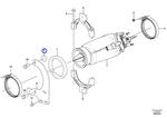 Luva Espaçadora - Volvo CE - 21792701 - Unitário