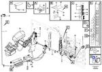 Interruptor - Volvo CE - 11428173 - Unitário