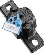 50 tampas e identificadores azuis + 2 folhas de etiquetas adesivas para impressão - SKF - TLAC 50/B - Unitário