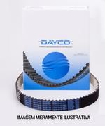 Correia Dentada - Dayco - 163SHX254H - Unitário