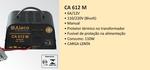 Carregador de Baterias CA612M - Aleco - ADA000013 - Unitário