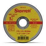 """Disco de Corte 4 1/2 x 7/8 """" - Starrett - DAC115-14 - Unitário"""