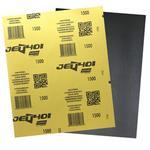 Folha de lixa água T401 grão 1500 - Norton - 66254408469 - Unitário