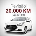 Revisão dos 20.000 KM - Bosch Car Service - RP0207 - Unitário