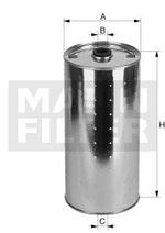 Filtro de Óleo - Mann-Filter - PF1155 - Unitário