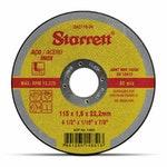 Disco de Corte - Starrett - DAC115-24 - Unitário