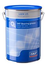 Graxa de alta viscosidade com lubrificantes sólidos - SKF - LGEM 2/5 - Unitário
