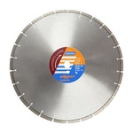 Disco diamantado para corte - concreto Premium Clipper 450x10x25,4mm - Norton - 70184627934 - Unitário