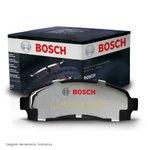 Pastilha de Freio - BN 1051 - Bosch - F03B050125 - Par