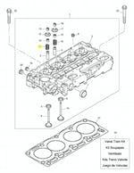 Mola de Válvulas - PERKINS - T417479 - Unitário