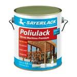 Verniz Poliulack Transparente Brilhante 3,6L Sayerlack