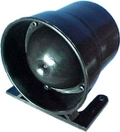 "Sirene Piezoelétrica ""Anti-Corte"" de 120dB - 12V - DNI - 4030 - Unitário"
