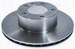 Disco de Freio Ventilado sem Cubo - Hipper Freios - HF 912 - Par