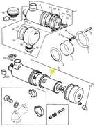 Elemento do Filtro de Ar - PERKINS - 26510208 - Unitário