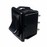 Mini Chave Comutadora Gangorra Universal 80W 3 Posições On/Off/On 3 Terminais - DNI - DNI 2190 - Unitário