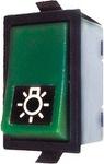 Interruptor de Tecla Pisca-Alerta - OSPINA - 021067 - Unitário