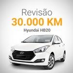 Revisão dos 30.000 KM