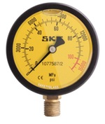 Manômetro - SKF - 1077587/2 - Unitário
