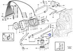 Suporte do Filtro de Óleo da Transmissão - Volvo CE - 11037287 - Unitário