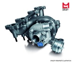 Turbocompressor - MAHLE - TC0710042 - Unitário