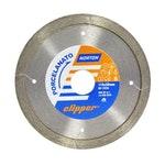 Disco diamantado para corte - porcelanato Clipper 110x8x20mm - Norton - 70184630240 - Unitário