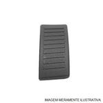 Capa do pedal embreagem Capa do pedal freio - Jahu - 09837-6 - Unitário