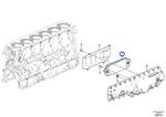 Resfriador de Óleo - Volvo CE - 20505537 - Unitário