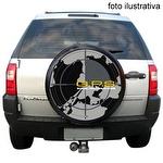 """Capa de Estepe """"GPS Global Position System"""" - Maxine - 29 - Unitário"""