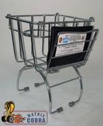 Cesto Porta Copos Fusca - Matrix Cobra - GL-007 - Unitário