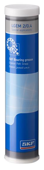 Graxa de alta viscosidade com lubrificantes sólidos - SKF - LGEM 2/0.4 - Unitário