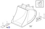 Trava do Dente - Volvo CE - 11045727 - Unitário