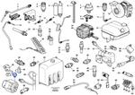 Kit Sensor de Ângulo de Inclinação - Volvo CE - 17261187 - Unitário