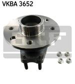 Kit de Rolamento de Roda - SKF - VKBA 3652 - Unitário