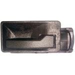 Maçaneta Interna da Porta Dianteira - Universal - 41121 - Unitário