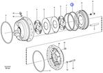 Retentor do Pistão - Volvo CE - 17272888 - Unitário