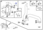Cotovelo da Linha de Ar Comprimido - Volvo CE - 11196160 - Unitário