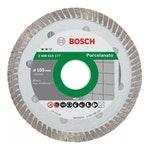 Disco Diamantado Turbo para Porcelanato 105mm - Bosch - 2 608 615 177 - Unitário