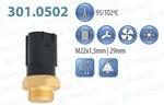 Interruptor Térmico do Radiador - Iguaçu - 301.0502-95/102 - Unitário
