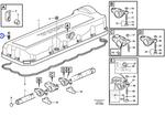 Parafuso Flangeado - Volvo CE - 20538726 - Unitário