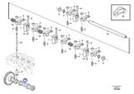 Árvore Comando Válvulas - Volvo CE - 21785022 - Unitário