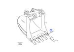 Retentor - Volvo CE - 14550968 - Unitário
