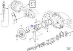 Calibre do Freio - Volvo CE - 11716600 - Unitário