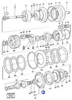 Esfera - Volvo CE - 6211276 - Unitário