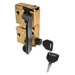 Fechadura da Porta - Universal - 30135 - Unitário