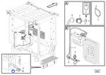 Interruptor do Farol - Volvo CE - 17222931 - Unitário
