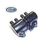 Bobina Plástica de ignição - Magneti Marelli - BI0013MM - Unitário