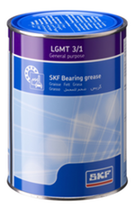 Graxa industrial e automotiva de uso geral NLGI3 - SKF - LGMT 3/1 - Unitário